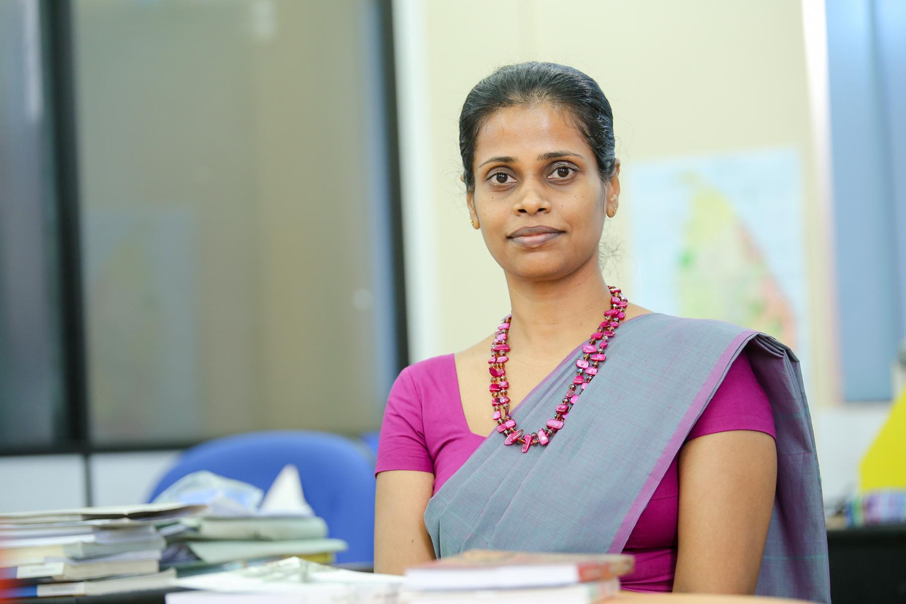 Dr. Samanthi Jayawardena