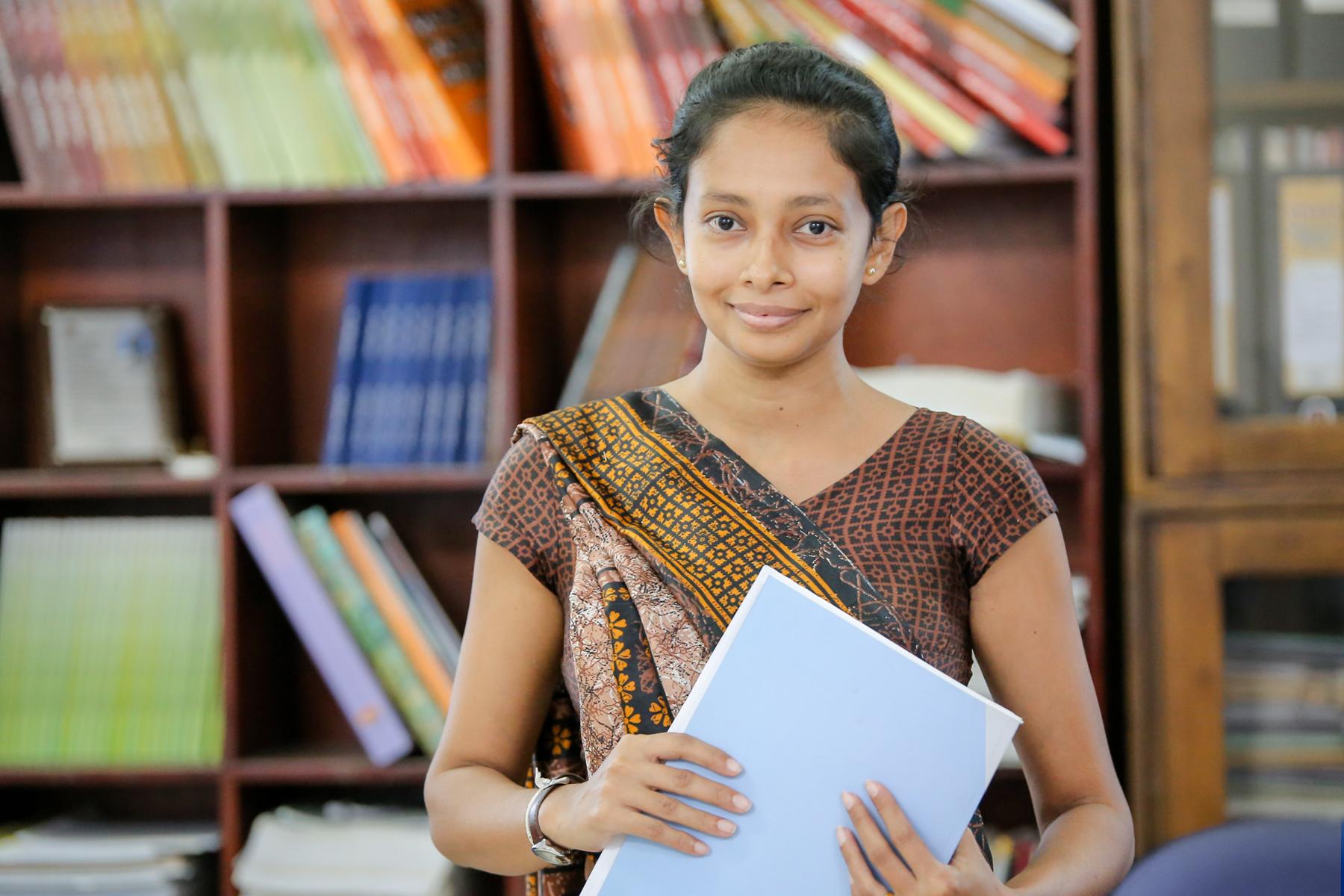 H. M. Dilshani Thilanka Kumarihamy Jayathilake