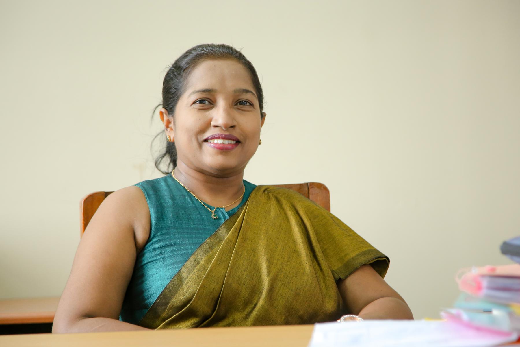 Dr. Kumari Priyanka Jayasooriya Menike.
