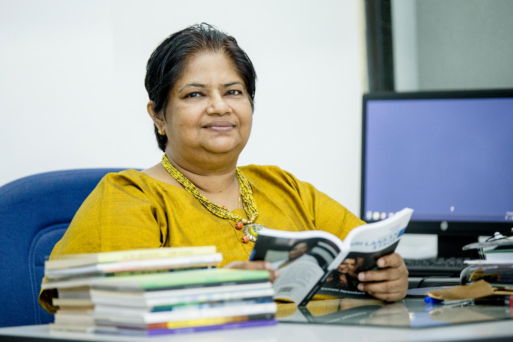 Prof. Indira Kamani Jayasekera