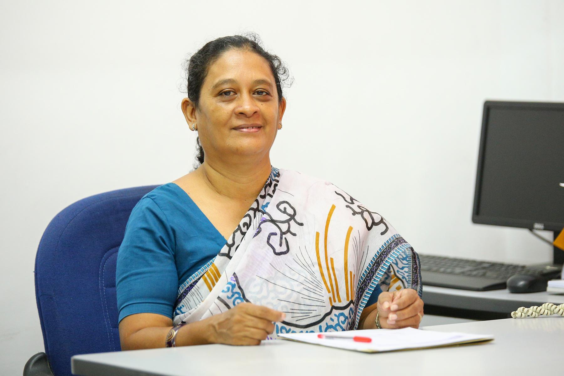 Ms. Isha Gamlath