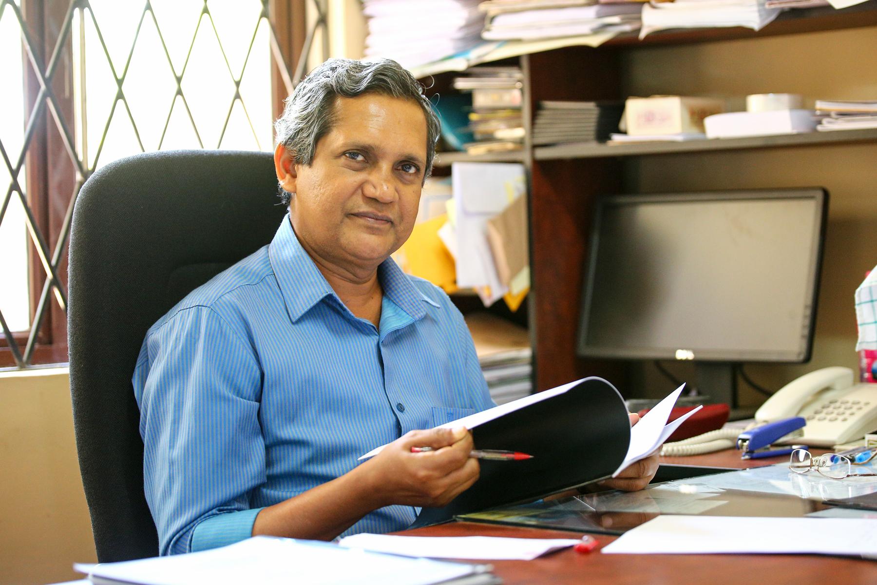 P. Wijith Rohan Fernando
